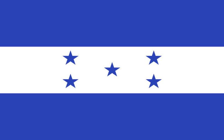 easyFly Honduras Flag